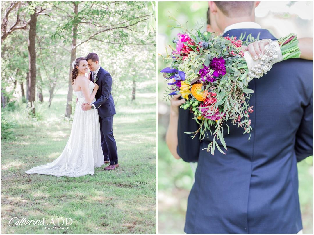 Wedding at Fogg Farm