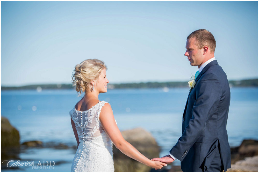 Rockland Maine Destination Wedding
