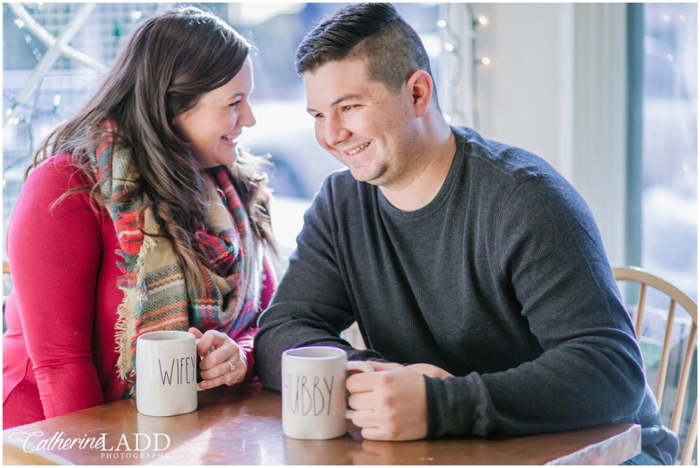 Damariscotta Engagement
